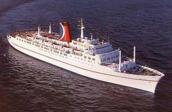Timeline Ex Cruiseship Odyssey - Windsong cruise ship