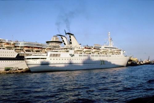 Sunward II Nassau 23/11-85